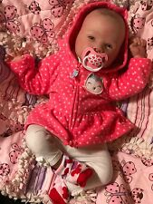 "Reborn Baby Girl 19"" and 5 lbs Tamie Yaire LE Sold Out Sculpt"