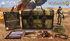Uncharted 3 Drake's Deception Explorer Edition AU *NEW*