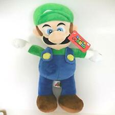 "Super Mario Bros"" Stand Green Luigi 12"" Plush Doll Stuffed Toy-3015 Toy Play Nin"