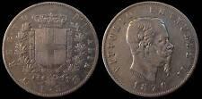 pci724) Regno Vittorio Emanuele II  lire 5 scudo 1870