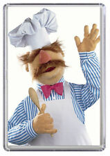 The Swedish Chef, Muppets Fridge Magnet 01