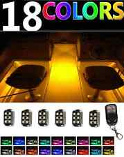 Millioncolor LED Boat Deck Waterproof Pontoon Marine Yacht Neon Lighting Pod Kit