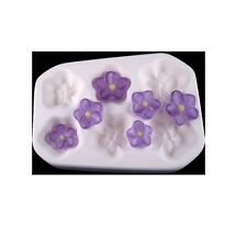 BLOSSOMS Flowers Colour De Verra Glass Frit Casting Mold Fusing Supplies