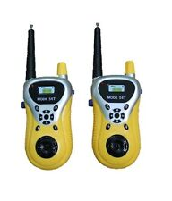 Kids Walkie Talkie Set Toy, Radio Control Batteries Included