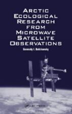 Arctic Ecological Research from Microwave Satellite Observations-ExLibrary