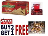KARKADE Natural Product - 20 Tea Bags, BUY 2 GET 1 FREE , Free Delivery