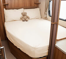 Elddis Crusader Super Sirocco Caravan Fitted Sheet For Fixed Bed