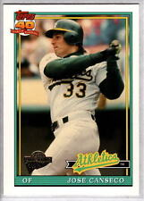 2004 Topps All Time Fan Favorites Jose Canseco