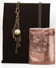 PAMPILLES RUMEUR Lanvin Limited Edition Pendant