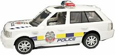 Police Range Rover - Luxury Stealth Police Range Rover - Realistic Lights