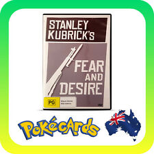 Stanley Kubrick's Fear And Desire (DVD, 2013) - FREE POSTAGE!