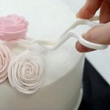 NEW  Flower Lifter,Plastic,Flower Making, Wilton,Scissor, White,Cake Decorating