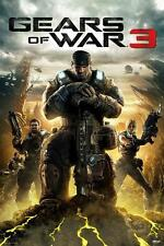 Gears of War 3 - Maxi Poster 61cm x 91.5cm (new & sealed)