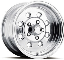 CRAGER / WELD WHEEL DRAG LITE STYLE 15X7 15X8 STREET STAR FORD CHEVY DODGE RIMS