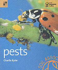 CHARLIE RYRIE __ PESTS ___ GAIA ORGANIC BASICS ___ BRAND NEW ___ FREEPOST UK