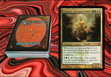 TROSTANI, SELESNYA'S VOICE - Magic The Gathering EDH Deck MTG - MANY WIN CONS