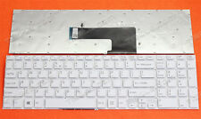 LAPTOP KEYBOARD FOR Sony VAIO FIT 15 FIT15 SVF15 SVF15A SVF15E US White Series