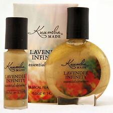 Kuumba Made Sparkles Essence Perfume Oils Lavender Infinity