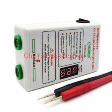 NEW All Size LCD LaptopTV CCFL Backlight Lamps Tester Smart Current Voltage