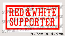 SUPPORT 81 KENT HELLS ANGELS ENGLAND Large Glossy Sticker BIG RED MACHINE WORLD