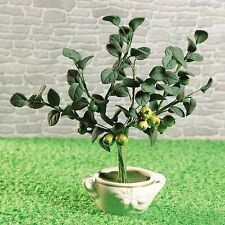 Dolls House Miniature 1/12th Emporium Hand Crafted Potted Apple Tree