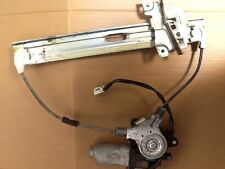 00-07 FORD MAVERICK passenger left rear window regulator + motor mazda tribute