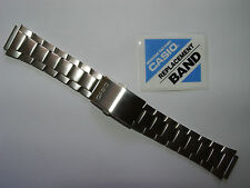 Cinturino Casio Originale Acciaio Ansa 18 Mm. Modello W-752D