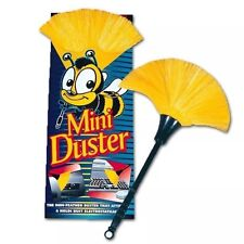 MINI DUSTER NON-ALLERGENIC POLYESTER DUSTER HOME CAR KEYBOARD DUST CLEANER CLEAN