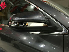Side Mirror Cover Trim for 2014-2016 TOYOTA Highlander Rearview 2 piece
