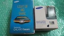 Samsung Galaxy Beam GT-I8530 - 8GB - Black and Yellow