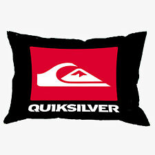 """pillow case QUIKSILVER size 18''x26"""" two side cover pillowcases"""