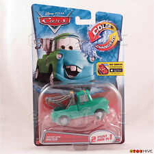 Disney Pixar Cars Brand New Mater Color Changers toy Change 2 paint jobs - 2015