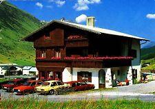 """Galtür , Haus """"Jamspitze"""" , Ansichtskarte,  gelaufen"""