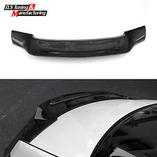 R Style For Mercedes Benz E Class W212 Carbon Fiber Rear Trunk Spoiler 2010-2016