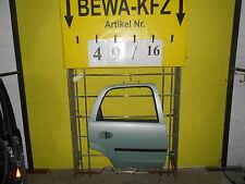 Blechteile/ Tür  hinten rechts     Opel Corsa C     Bj. 2002   Nr.B/49/16