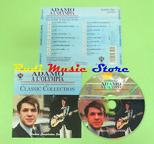 CD ADAMO A l'olympia 1994 CLASSIC COLLECTION GOLDEN AGE FREMUS (Xi1)no lp mc dvd