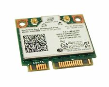 Intel Dual Band Wireless-AC 3160HMW 433Mbps Wifi PCIe Card For HP SPS:710662-001