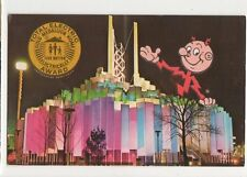 Tower Of Light New York Worlds Fair USA 1964-5 Postcard 287a