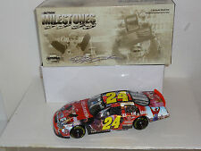 1/24 #24 JEFF GORDON DUPONT 4X CHAMPION MILESTONE 2005 CHEVY MONTE ACTION 1/24