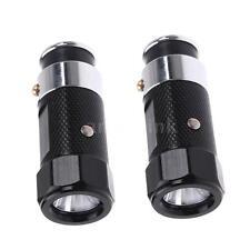 2X Rechargeable LED Car Cigarette Lighter Socket Flashlight Torch Light New E1P9
