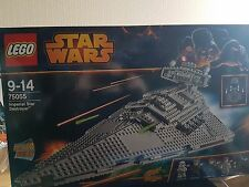 Nuevo Sellado Lego Star Wars * 75055 * Imperial Star Destroyer.