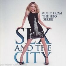 V/A - Sex And The City: Music From The HBO Television Series (UK 13 Tk CD Album)