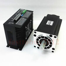 12Nm Stepper Motor Drive Kit NEMA42 3Phase 1.2° 6A for CNC Cutting Machine Tools