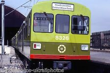 Irish Republic Railways 8326 Irish Rail Photo View 78