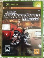 *NEW & SEALED* Midnight Club 3: DUB Edition (Xbox)
