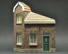 DioDump DD073 Dutch corner house ´Oosterbeek´ 1:35 scale diorama building model