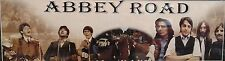 """FREE """"ABBEY ROAD"""" THE BEATLES WITH YOUR NAME  PERSONALIZED ON THE PRINT"""