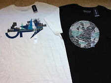 New Nautica  Graphic Cotton T-Shirt LOT Tees  Men's XL Extra Large Free US Ship