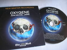 JEAN MICHEL JARRE OXYGENE: NEW MASTER RECORDING: PROMO MAIL ON SUNDAY CD