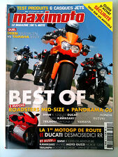 MAXIMOTO du n°54;  Derbi Mulhacén vs Yamah MT-03/ best of Roadster Mid Size